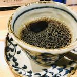 103456204 - 食後のコーヒー
