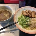 らーめん・つけ麺 よろしく - 『つけ麺 並   730円なり』