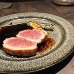 103458746 - 大阪河内がもロース肉