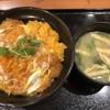 ごはん処 かつ庵 - 料理写真:カツ丼500円くらい