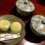 清正乃湯 温泉付貸し別荘 - 料理写真:冷蔵庫にお茶菓子あります