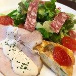 トラットリア イルソーレ - 前菜