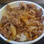 なか卯 - 料理写真:和風牛丼
