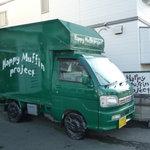 ハッピーマフィンプロジェクト - カワイイ移動販売車
