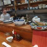 まつや活魚料理 - おばんざいとお姉さんの残像
