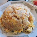 中華料理 香新 - 蟹炒飯