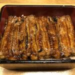 うな清 - 料理写真:〇上うな重 3,150円(税込)