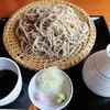妙庵 - 料理写真:限定の田舎そば