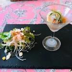 ローズガーデン - サラダとマリネ