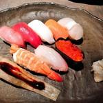 海鮮厨房 - 握り寿司