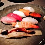 海鮮厨房 - ネタがふっくら