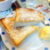 東亜コーヒーショップ - 料理写真:モーニングBセット、+カルピスバター
