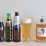 京のねぎ家 - アルコール集合