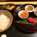 日本料理 徳 -