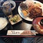 とんかつなか川 - 料理写真:日替わり500円!