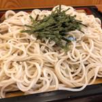 そば処 豊洲 富士見屋 - 料理写真:とろろそば 830円。