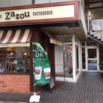 Zazou - 右奥 洋服屋さん兼喫茶!