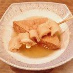 八栗製麺所   - 《おでん》