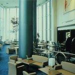 エスタシオン カフェ - エレベーターホールの案内板より