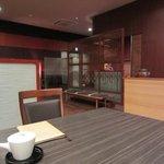 10349282 - 店内はさすが大丸別荘の経営と思わせる格調のある店内ですが純和風の大丸別荘とは全く違い現代風に仕上げてあります。