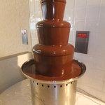 ノーザンテラスダイナー - チョコレートファウンテン 【 2011年11月 】