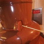 ノーザンテラスダイナー - チョコレートファウンテンに付けて 【 2011年11月 】