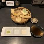 えんと - 天ぷら おまかせ4種