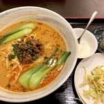 小楠国 - 香港風担々麺セット900円