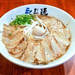 永斗麺 - ■サンマらーめん 780円