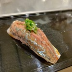 sushidai - アジ(長崎県産)