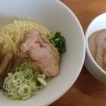 らーめんやなかじゅう亭 - 鶏白湯のつけ麺