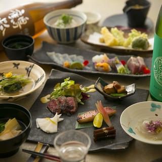 イチオシご宴会【心屋コ―ス】新鮮地魚&淡路牛を堪能