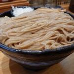 103499850 - 「つけ麺(鶏魚介)麺増量630g」の麺