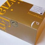 C3 - 横浜そごうのケーキショップ「シーキューブ」の箱