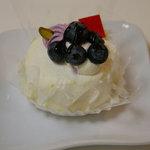 C3 - 横浜そごうのケーキショップ「シーキューブ」のチーズケーキ