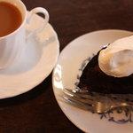 10350540 - チョコレートケーキ