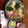 まるなお - 料理写真:特製冷し(うどん)