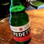 マンインザムーン - ヴェゼットエクストラブロンド ベルギーのビール