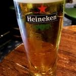 マンインザムーン - Heineken