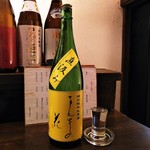 103502784 - まんさくの花 特別純米生原酒 直汲み 日の丸醸造(秋田)