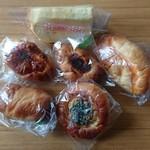うちパン  - 料理写真:
