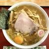 十二社 大勝軒 - 料理写真:メンマそば(870円)+生玉子(50円)