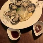 雫流 - 生牡蠣(1)