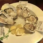 雫流 - 生牡蠣(2)