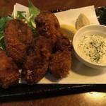 雫流 - 牡蠣フライ