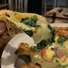 トラットリア イル カンポ ダ シゲ - 料理写真:クリームソースが溢れそうなピースリフト