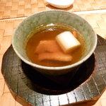 honkonkaisenryourikishina - 季節の蒸しスープ