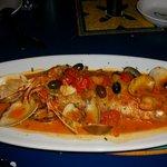アンジェロ シシリー - 魚(名前は忘れた)の煮付け