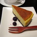 10351210 - 極上のチーズケーキ:2010年10月