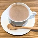 TOCORO CAFE & BAR - ホットチョコレート